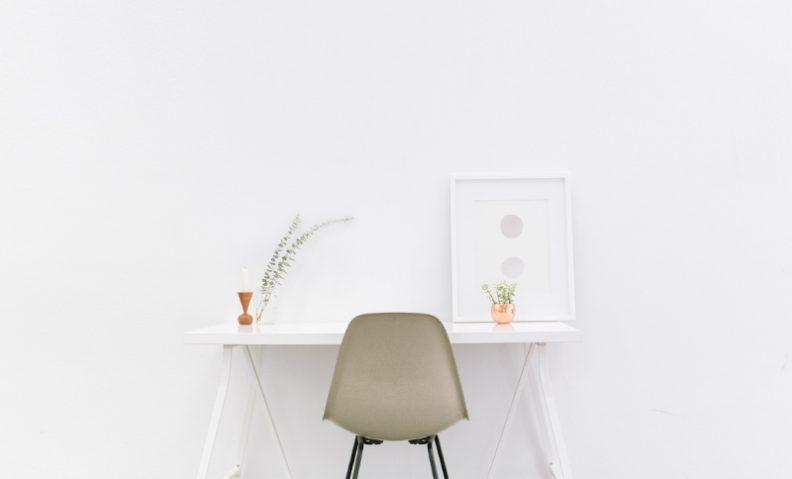 Sostenibilidad: minimalismo en casa